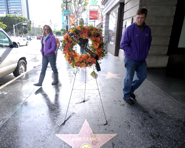 アン フランシス「Anne Francis Remembered On The Hollywood Walk Of Fame」:写真・画像(7)[壁紙.com]