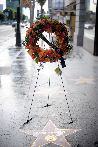 アン フランシス「Anne Francis Remembered On The Hollywood Walk Of Fame」:写真・画像(14)[壁紙.com]