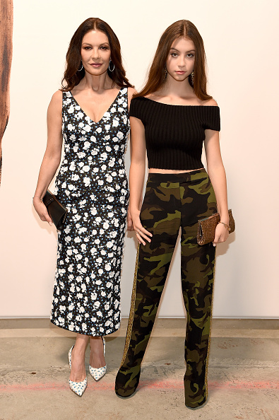 Daughter「Michael Kors Collection Spring 2019 Runway Show - Front Row」:写真・画像(13)[壁紙.com]