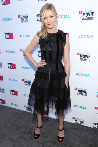 Kirsten Dunst「17th Annual Critics' Choice Movie Awards - Red Carpet」:写真・画像(16)[壁紙.com]