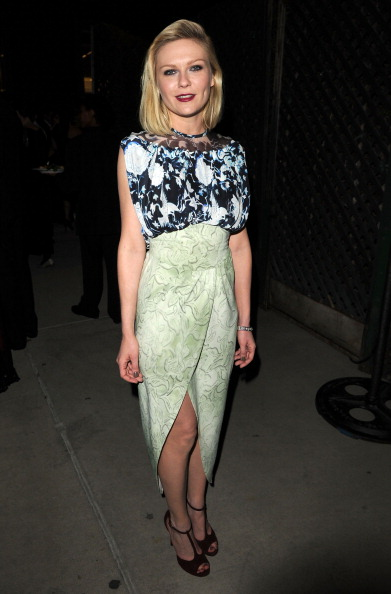 "Kirsten Dunst「2011 Art Of Elysium ""Heaven"" Gala - Red Carpet」:写真・画像(5)[壁紙.com]"