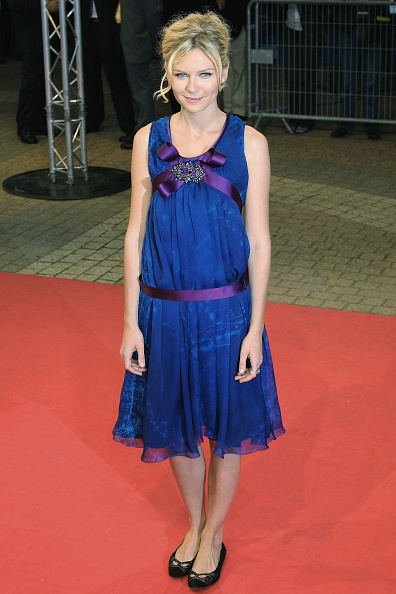"Kirsten Dunst「31st Deauville Film Festival - Premiere for ""Elizabethtown""」:写真・画像(13)[壁紙.com]"