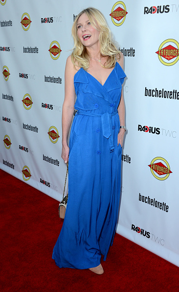 "Kirsten Dunst「Premiere Of RADiUS-TWC's ""Bachelorette"" - Arrivals」:写真・画像(1)[壁紙.com]"