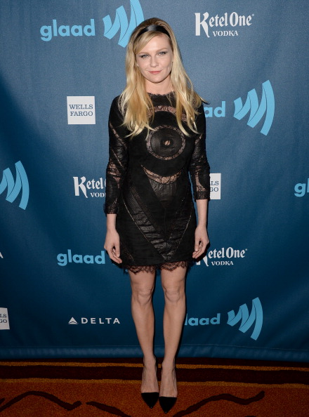 Kirsten Dunst「Red Carpet - 24th Annual GLAAD Media Awards」:写真・画像(12)[壁紙.com]