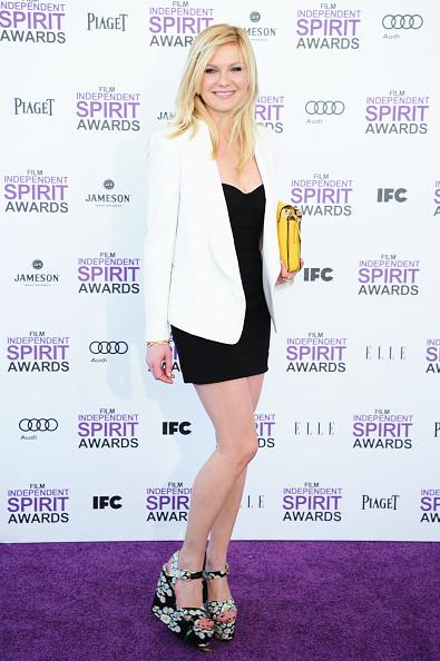 Kirsten Dunst「2012 Film Independent Spirit Awards - Arrivals」:写真・画像(18)[壁紙.com]