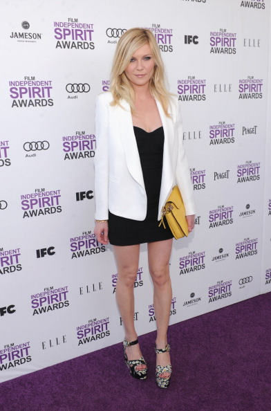 Kirsten Dunst「Jameson Irish Whiskey At The 2012 Film Independent Spirit Awards」:写真・画像(6)[壁紙.com]