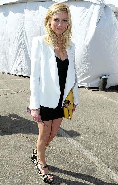 Kirsten Dunst「Nokia At The 2012 Film Independent Spirit Awards」:写真・画像(16)[壁紙.com]