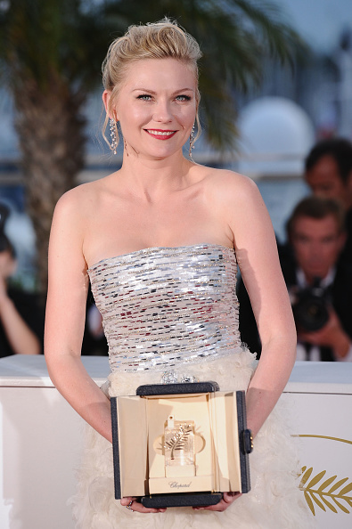 Kirsten Dunst「Palme d'Or Winners Photocall- 64th Annual Cannes Film Festival」:写真・画像(11)[壁紙.com]