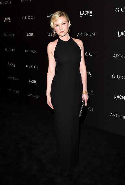 Kirsten Dunst「2014 LACMA Art + Film Gala Honoring Barbara Kruger And Quentin Tarantino Presented By Gucci - Red Carpet」:写真・画像(0)[壁紙.com]