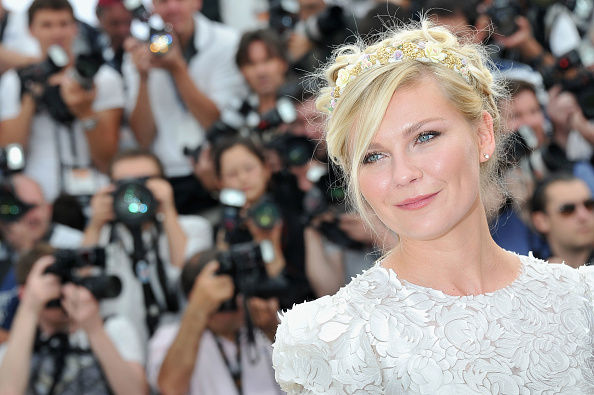 "Kirsten Dunst「""On The Road"" Photocall - 65th Annual Cannes Film Festival」:写真・画像(10)[壁紙.com]"