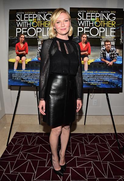 "Kirsten Dunst「Tastemaker Screening Of IFC Films' ""Sleeping With Other People""」:写真・画像(18)[壁紙.com]"