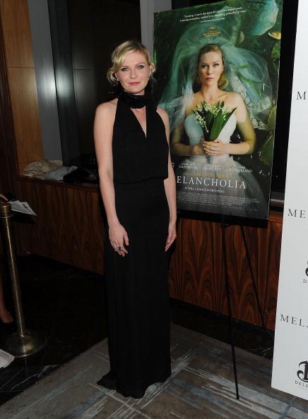 "Kirsten Dunst「49th Annual New York Film Festival Premiere Of ""Melancholia"" - After Party」:写真・画像(1)[壁紙.com]"