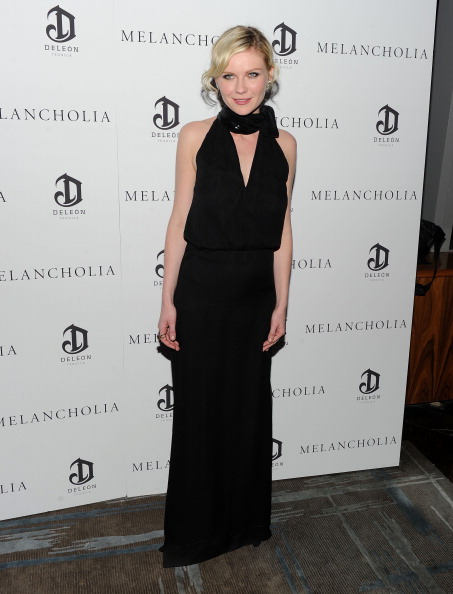 "Kirsten Dunst「49th Annual New York Film Festival Premiere Of ""Melancholia"" - After Party」:写真・画像(5)[壁紙.com]"