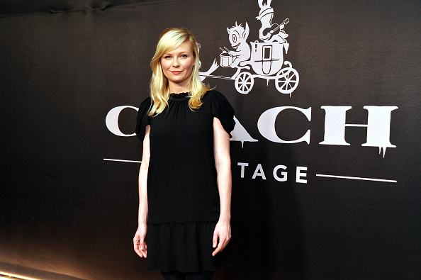 Kirsten Dunst「Coach Backstage Rodeo Drive」:写真・画像(7)[壁紙.com]
