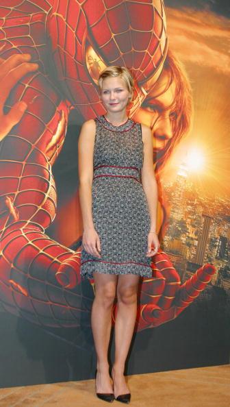 "Kirsten Dunst「Kirsten Dunst Promotes ""Spiderman 2"" In Tokyo」:写真・画像(19)[壁紙.com]"