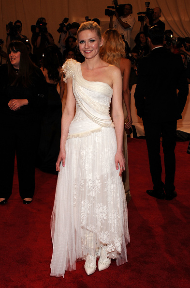 """Larry Busacca「""""American Woman: Fashioning A National Identity"""" Met Gala - Arrivals」:写真・画像(18)[壁紙.com]"""