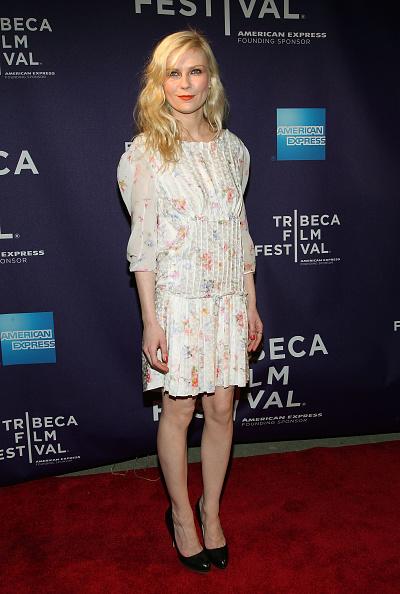 "Kirsten Dunst「Shorts: ""Between The Lines"" At The 2010 Tribeca Film Festival」:写真・画像(5)[壁紙.com]"