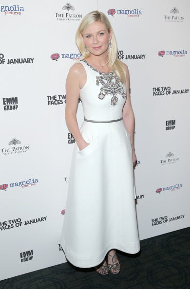 "Kirsten Dunst「""The Two Faces Of January"" New York Premiere」:写真・画像(4)[壁紙.com]"
