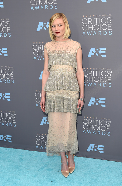 Critics' Choice Movie Awards「The 21st Annual Critics' Choice Awards - Arrivals」:写真・画像(5)[壁紙.com]