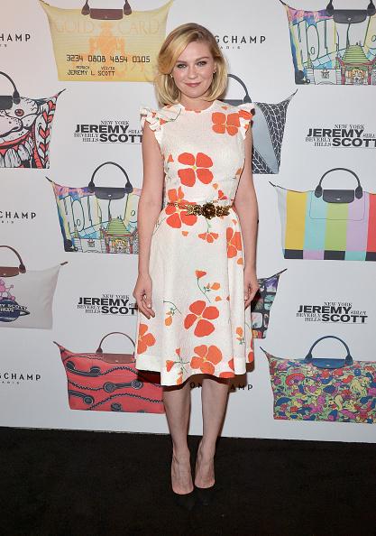 Kirsten Dunst「Jeremy Scott For Longchamp 10th Anniversary」:写真・画像(7)[壁紙.com]