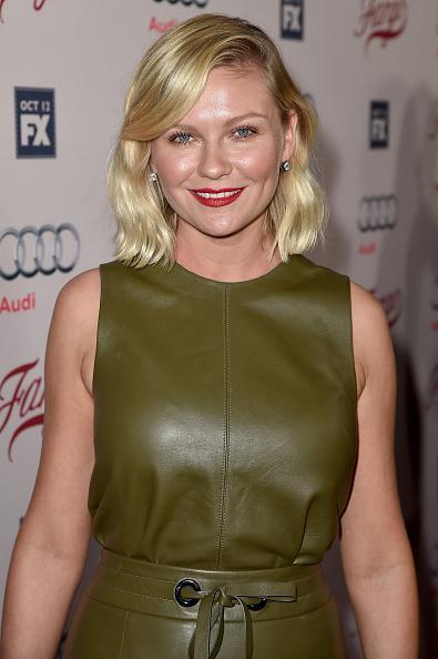 """Side Swept Bangs「Premiere Of FX's """"Fargo"""" Season 2 - Red Carpet」:写真・画像(0)[壁紙.com]"""