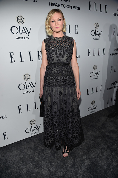 Kirsten Dunst「ELLE's 6th Annual Women In Television Dinner Presented By Hearts on Fire Diamonds And Olay - Red Carpet」:写真・画像(9)[壁紙.com]