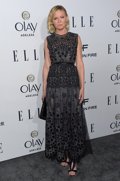 Kirsten Dunst「ELLE's 6th Annual Women In Television Dinner - Arrivals」:写真・画像(10)[壁紙.com]