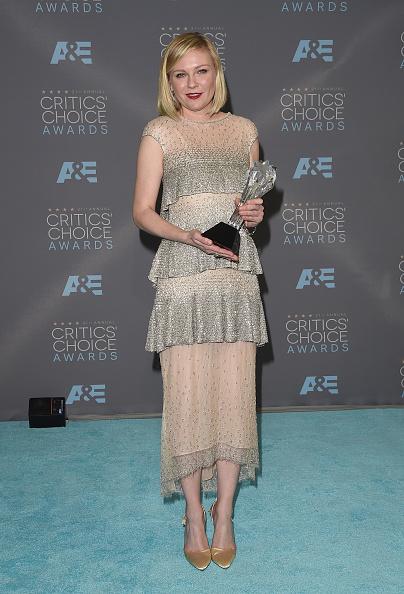 Kirsten Dunst「The 21st Annual Critics' Choice Awards - Press Room」:写真・画像(11)[壁紙.com]