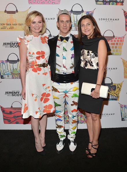Kirsten Dunst「Jeremy Scott For Longchamp 10th Anniversary」:写真・画像(4)[壁紙.com]