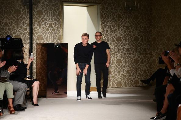 Fay - Designer Label「Fay - Runway - Milan Fashion Week Womenswear Spring/Summer 2014」:写真・画像(17)[壁紙.com]