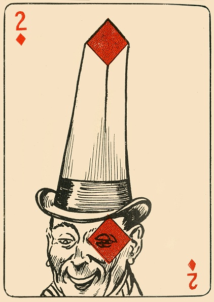 Recreational Pursuit「The Two Of Diamonds As A Basis For A Comic Minstrel」:写真・画像(1)[壁紙.com]