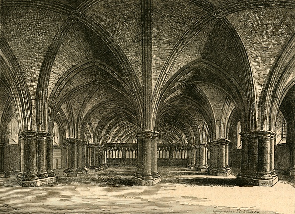 Arch - Architectural Feature「The Church Of St Faith」:写真・画像(2)[壁紙.com]