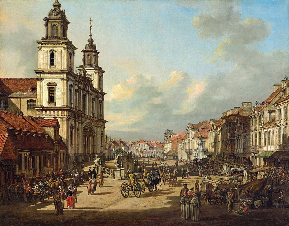 Painting - Activity「The Church Of The Holy Cross In Warsaw」:写真・画像(18)[壁紙.com]