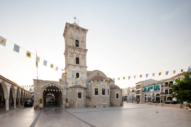 The Church of Saint Lazarus in Larnaca:スマホ壁紙(壁紙.com)