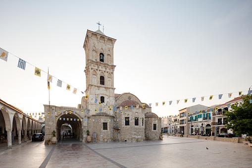 Roman「The Church of Saint Lazarus in Larnaca」:スマホ壁紙(3)