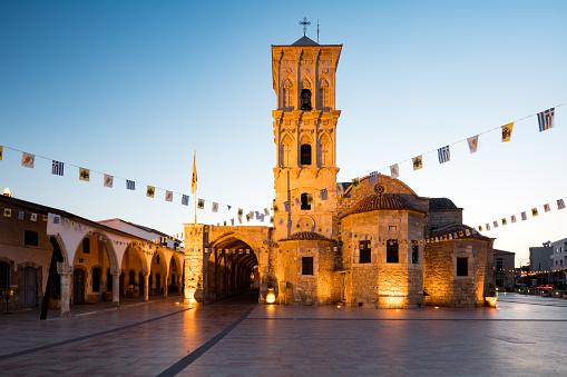 Easter「The Church of Saint Lazarus in Larnaca」:スマホ壁紙(10)