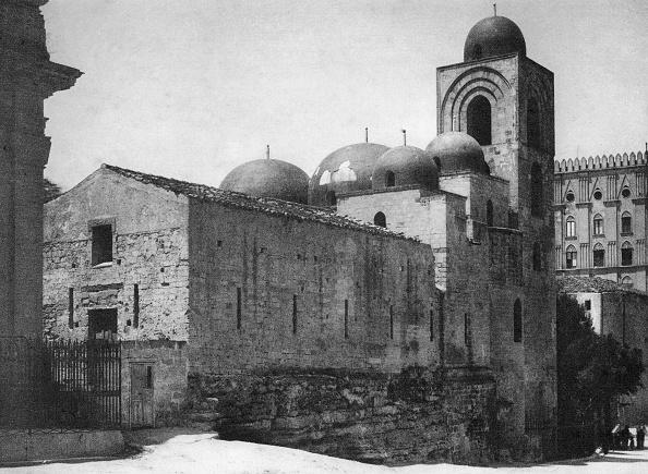 Arabic Style「Palermo Church」:写真・画像(6)[壁紙.com]