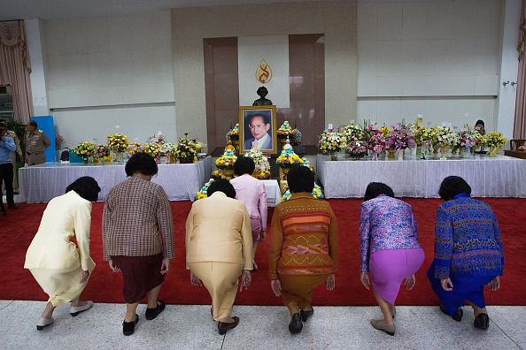Taylor Weidman「Public Gather To Show Support As Thai King Recovers From Gallbladder Surgery」:写真・画像(0)[壁紙.com]