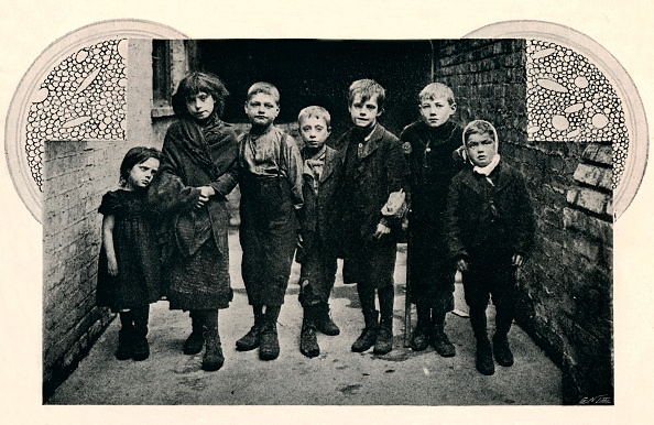 Edwardian Style「'A Group Of The Aristocracy', 1901」:写真・画像(19)[壁紙.com]