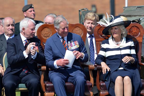 Governor General「Queen Elizabeth II's Diamond Jubilee - Canada Visit - Day 1 - St. John, New Brunswick」:写真・画像(1)[壁紙.com]