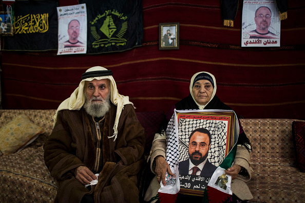 West Bank「26 Palestinian Prisoners Due For Release As Part Of The Renewed US Peace Talks」:写真・画像(2)[壁紙.com]