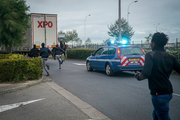 Ferry「Migrants Try New Crossing From France To The UK」:写真・画像(13)[壁紙.com]