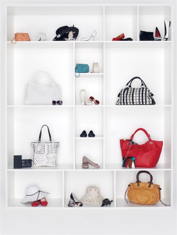 Morocco「Shelves filled with women's accessories」:スマホ壁紙(6)