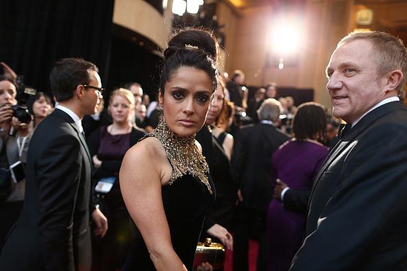Gold Purse「85th Annual Academy Awards - Red Carpet」:写真・画像(18)[壁紙.com]