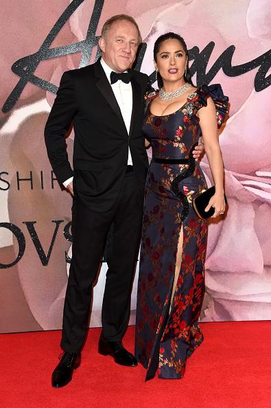 Husband「The Fashion Awards 2016 - Red Carpet Arrivals」:写真・画像(5)[壁紙.com]