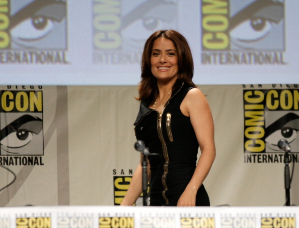 """San Diego Convention Center「RADiUS Presents """"HORNS"""" And """"EVERLY"""" At Comic-Con 2014」:写真・画像(17)[壁紙.com]"""