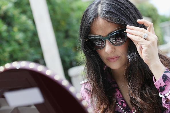 Eyewear「Kering Women In Motion Lunch With Madame Figaro」:写真・画像(11)[壁紙.com]