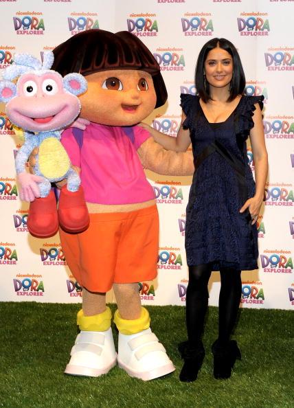 "Hosiery「""Dora The Explorer"" 10th Anniversary Celebration」:写真・画像(7)[壁紙.com]"