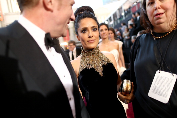 Gold Purse「85th Annual Academy Awards - Red Carpet」:写真・画像(13)[壁紙.com]