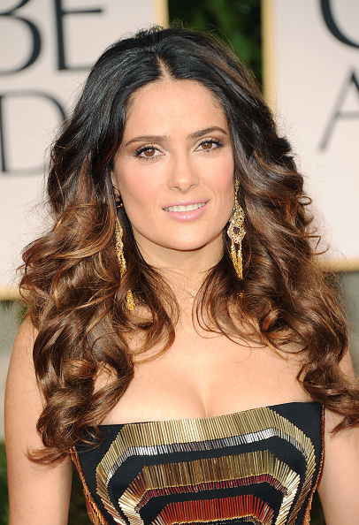 Curly Hair「69th Annual Golden Globe Awards - Arrivals」:写真・画像(18)[壁紙.com]